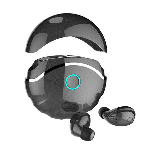 Bluetooth Kopfhörer Wireless Kabellos Hifi Ohrhörer TWS Drahtlos für Android iOS