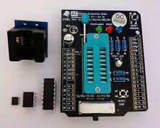 Diy Arduino Shield Attiny Programming Avr Programmer Free Sop8 Adapter