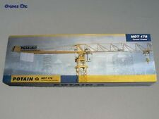 Potain MDT 178 Tower Crane TWH Collectible Model # 047 MIB **