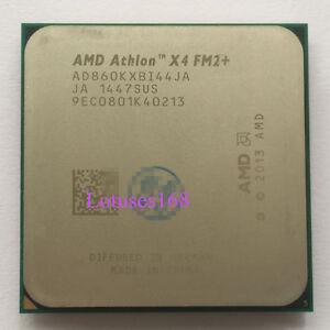 AMD Athlon X4 860K 3.7GHz Quad Core Socket FM2+ 64BIT Processor 95W CPU