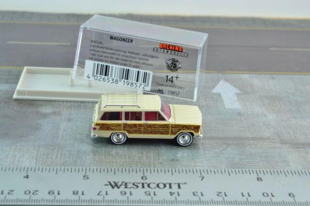 buy best BREKINA 19857 Jeep Wagoneer 1 87 Scale HO for sale online ...