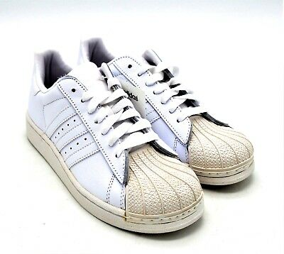 free shipping fddd5 2fad7 D1536 New Mens Youth Adidas Superstar 2 J Athletic Sneakers Shoe Size 4.5 M  | eBay