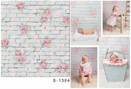 5x7ft Vinyl Photography Backdrops Baby Newborn Photo Background For Studio Props
