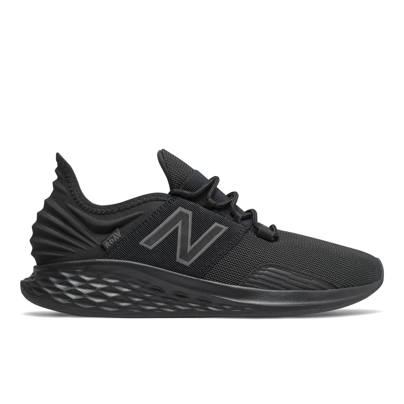 New MROAVLB Roav v1 Fresh espuma Balance Magnet Negro Para hombres Zapatos para correr
