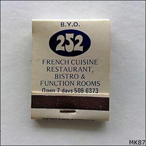 252-Glenferrie-Rd-French-Cuisine-Restaurant-Bistro-Ph-5096373-Matchbook-MK87