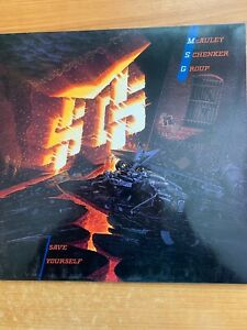 MSG - Save Yourself // LP - 1. German-Pressing 1989 - TOP condition