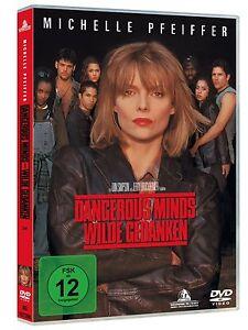 DVD DANGEROUS MINDS - WILDE GEDANKEN - MICHELLE PFEIFFER *** NEU ***