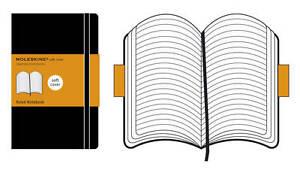 Moleskine Soft Cover Pocket Ruled Notebook by Moleskine srl (Record book, 2007)