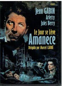 Amanece (Le jour se lève) (DVD Nuevo) - España - Amanece (Le jour se lève) (DVD Nuevo) - España