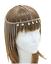 women Fashion Hair Accessories Rhinestone Tassel Head Chain Bohemian Style Gift