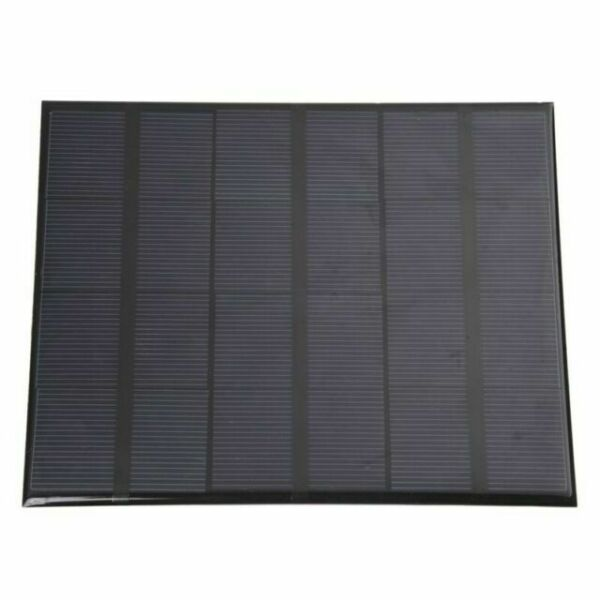 6v 3.5w 580-600ma Solar Panel USB Travel Battery Charger ...