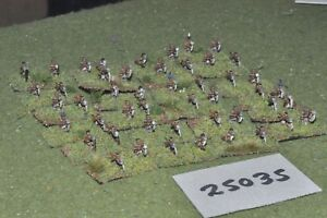 10mm colonial  zulu  warriors 48 figures  inf 25035 - Derby, Derbyshire, United Kingdom - 10mm colonial  zulu  warriors 48 figures  inf 25035 - Derby, Derbyshire, United Kingdom