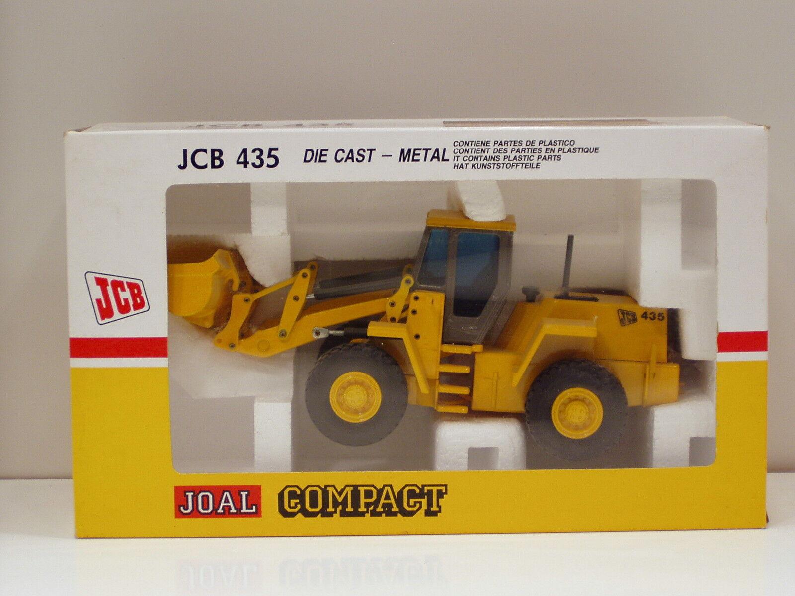 Entrega rápida y envío gratis en todos los pedidos. Jcb Jcb Jcb 435 Cochegadora de ruedas - 1 35-Joal   243-Mib  80% de descuento