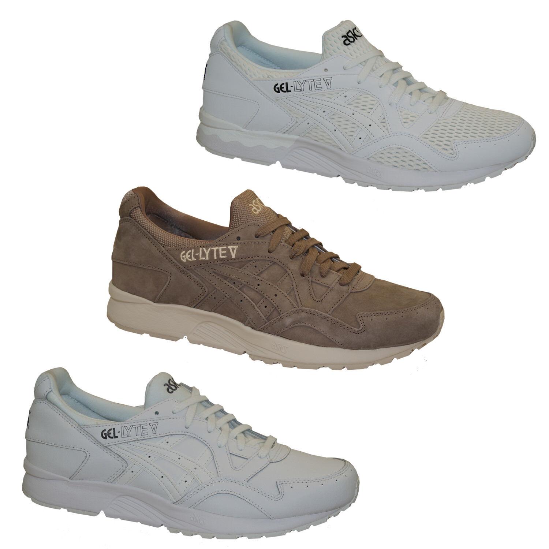 Zapatos promocionales para hombres y mujeres Asics Gel-Lyte V 5 Turnschuhe Sneakers Sportschuhe Herren Damen Freizeitschuhe