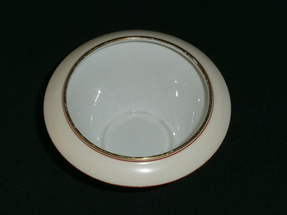 Porcelæn, Sukkerskål med låg, Det spanske stel