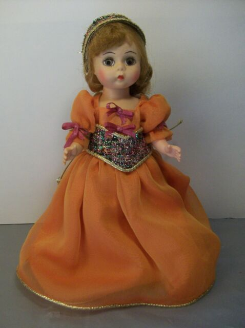 """Madame Alexander Doll 8"""" Beauty and the Beast Storyland Series 140486"""