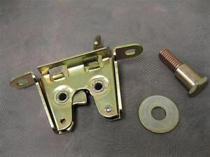 Universal Hot Rat Street Rod Trunk Or Hood Latch Kit