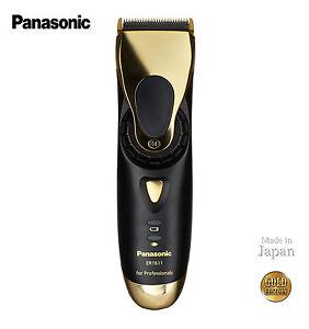 PANASONIC-ER-1611-N-GOLD-Haarschneider-Netz-Akku-Betrieb