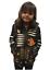 thumbnail 1 - New Kids Black & White Patchwork Jacket Size 4/6