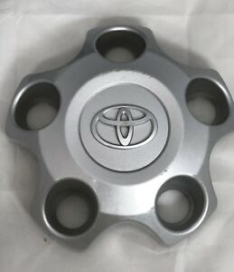 2007-2017-TOYOTA-TUNDRA-18-034-5-spoke-Steel-Wheel-Center-Hub-Cap-Factory-Original