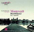 Monteverdi: Madrigali, Vol. 2 - Mantova (CD, Sep-2014, Les Arts Florissants)
