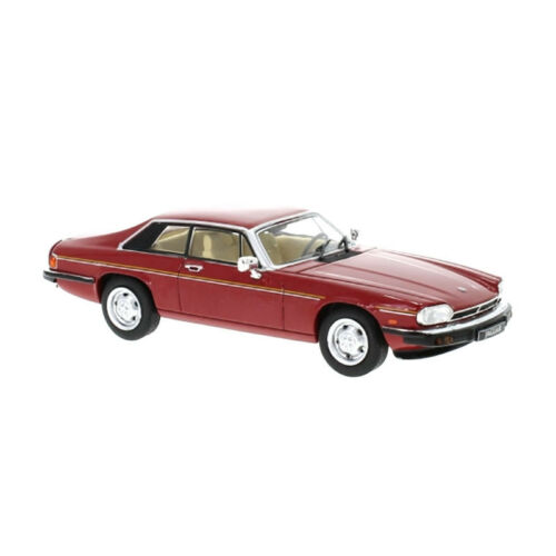 WHITEBOX WB288 Jaguar XJ-S dunkelrot Maßstab 1:43 Modellauto NEU!° 226692