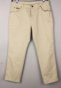 Wrangler Herren Texas Slim Gerades Bein Jeans Größe W38 L30 BBZ103