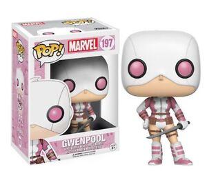 197-Funko-Marvel-Gwenpool-Masked-Pop-Vinile-Bobblehead-13206