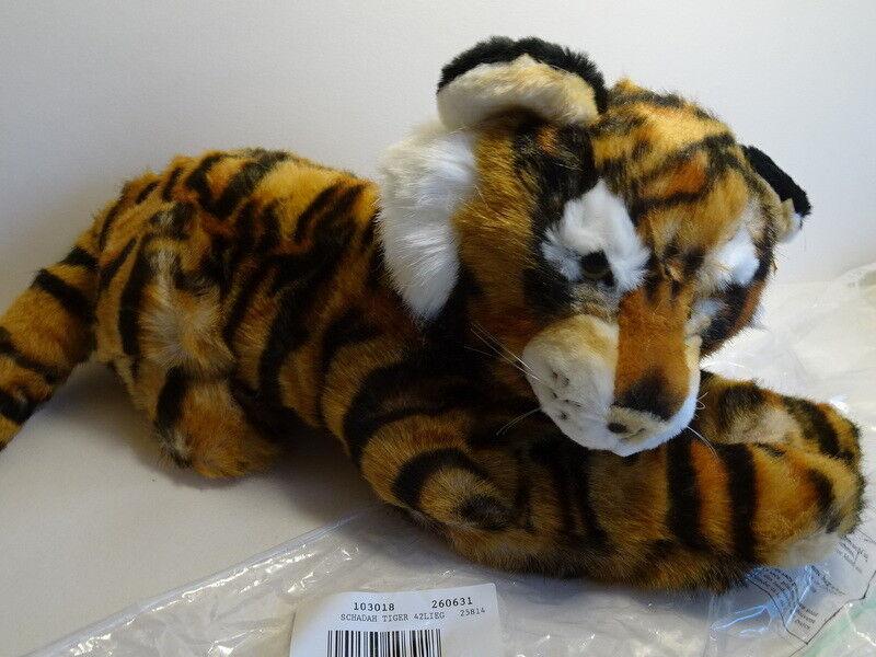 Steiff Tiger SALE Schadah Tiger Steiff Webpelz NEU EAN 103018 96e875
