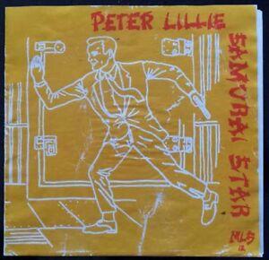 1979-OZ-PETER-LILLIE-SAMURAI-STAR-7-034-EP-FEAT-BIRTHDAY-PARTY-THE-EGO-NINJA