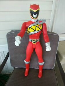 Power Rangers - Figurine d'action Red Ranger Dino Charge