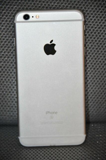 Apple iPhone 6s Plus - 64GB - Silver (Unlocked) A1687 (CDMA + GSM)