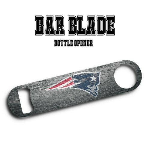 New England Patriots Bar Lame ouvre-bouteille