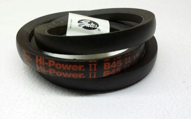 GATES B45 HI-POWER 11 BELT NEW 9003-2045