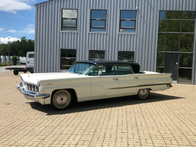 Ford Lincoln Continental, 7,3 Convertible aut., Benzin,…