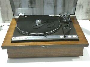 Pioneer-pl-61-Vintage-Hi-Fi-trennt-Belt-Drive-Plattenspieler-Record-Deck-Player