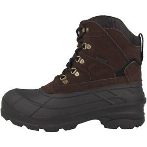 FäHig Kamik Fargo Schuhe Herren Winterstiefel Boots Schnee Stiefel Brown Wk0104-dbr
