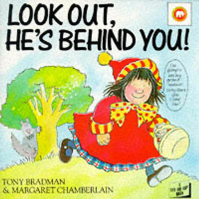 Look Out, He's Behind You!, Bradman, Tony, Very Good Book