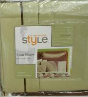 Ty Pennington Style Euro Sham - Retro Wave- Brand In Package