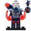8pcs Super Heróis Thor Homem-formiga Homem De Ferro Gavião Arqueiro War Machine Para Lego Minifigura