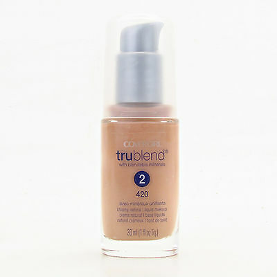 Covergirl TruBlend Liquid Makeup **Choose Your Shade