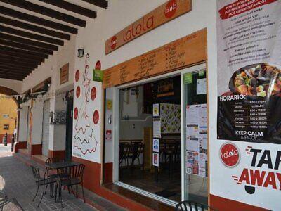Traspaso de Restaurante Bar en funcionamiento con licencia de alcohol