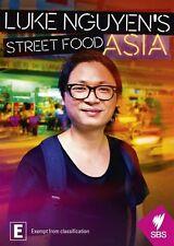 Luke Nguyen's Street Food Asia (DVD, 2016) (Region 4) Aussie Release