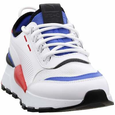 puma rs0 sound lace up kids boys sneakers shoes casual