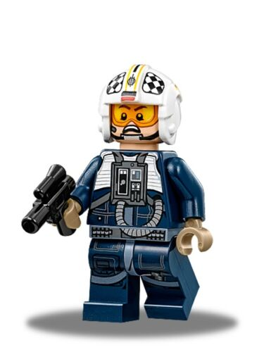 LEGO STAR WARS Rogue One U-Wing Pilot MINIFIG from Lego set 75155 Brand New