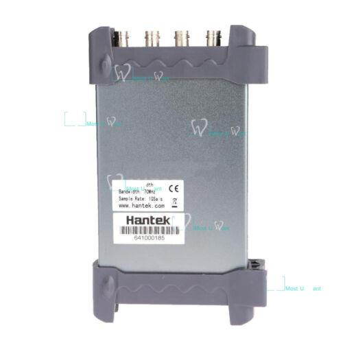 Hantek PC Based Digital Storage Oscilloscope 4Channel 250MHz 1GSa//s 8bits 64K