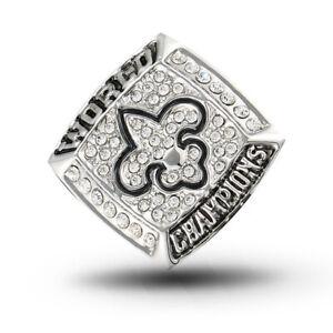Men-039-s-Sport-Ring-2009-New-Orleans-Saints-Championsh-ip-Ring