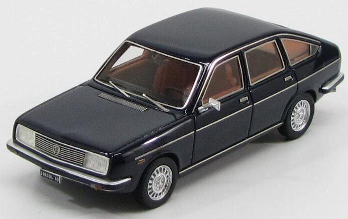 Lancia Beta Berline 1600 2S  Dark blu  1978  KESS 1:43 / KE43019001