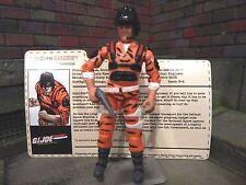 GI JOE ~ 2004 HARDTOP TIGER FORCE ~DREADNOK ESCAPADE  JOECON CONVENTION