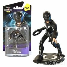 New Disney Infinity 3.0 Sam Flynn Figure Tron PS3/4/Xbox One/360 Official